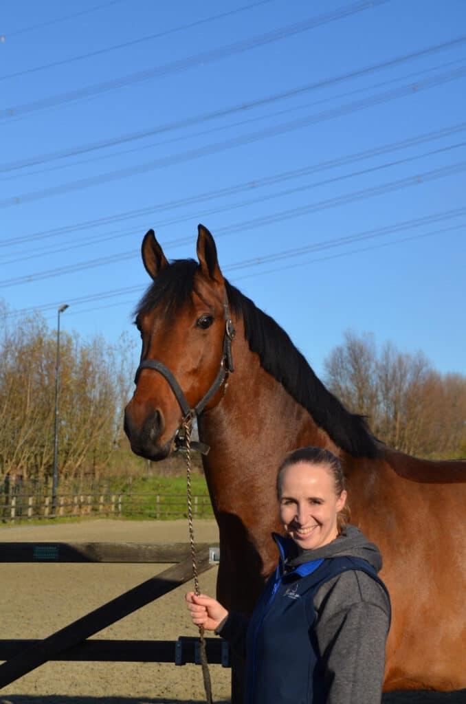 Contact Sandy Jansen paardenosteopaat